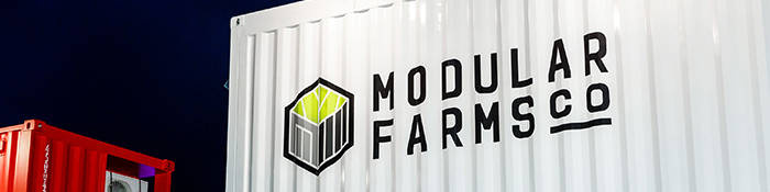Pest and Disease Control Management in a Modular Farm